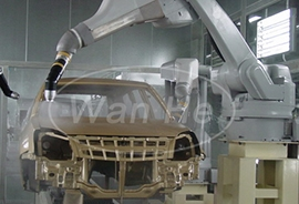 喷涂设备自动化是喷涂工业的加速器